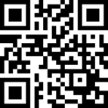 QR code of the website