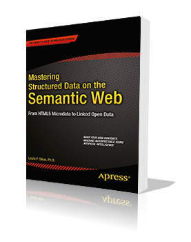 HTML5 Microdata/Linked Data/Semantic Web Book