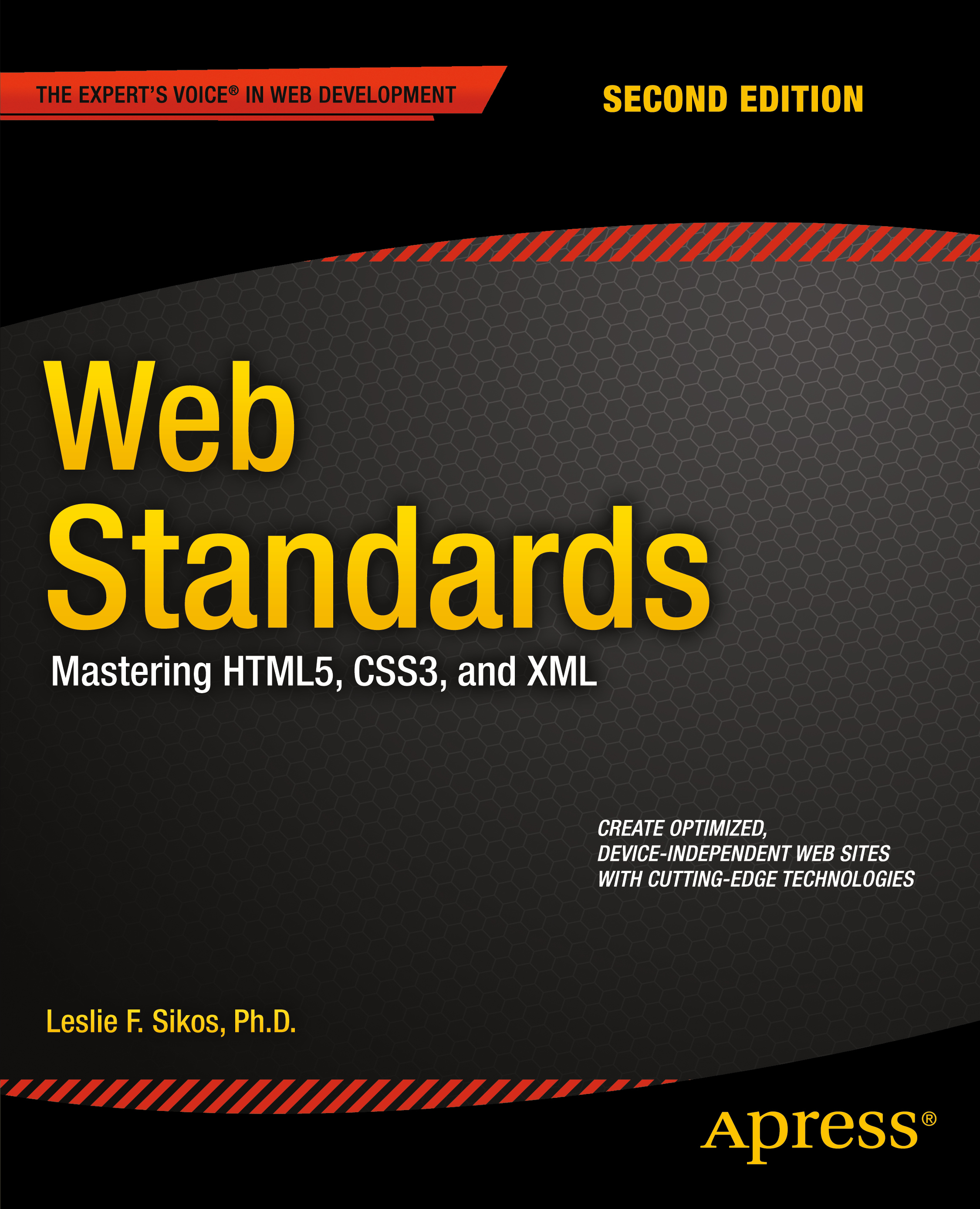 Book Cover Layout Xml : Web standards mastering html css and xml second
